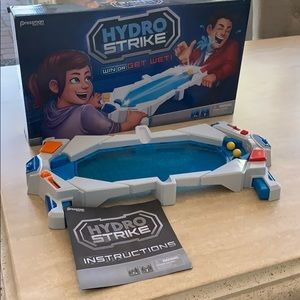HydroStrike Water Air Hockey game!